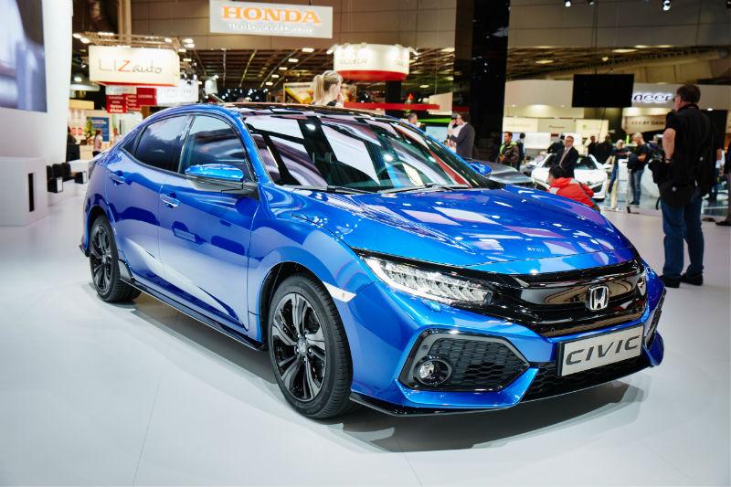 Honda Civic Sedan 10.nesil
