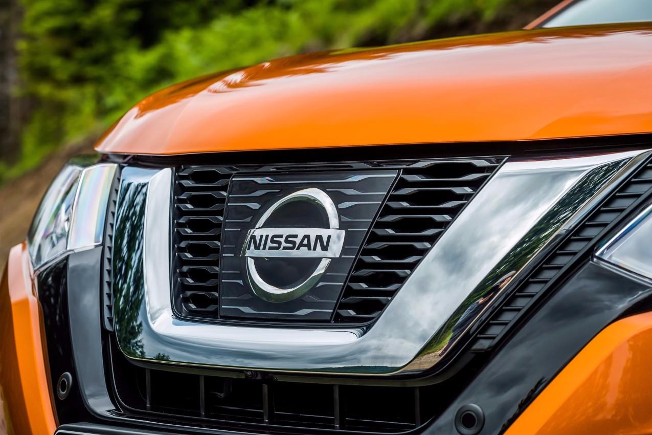 Nissan X-Trail ön ızgara