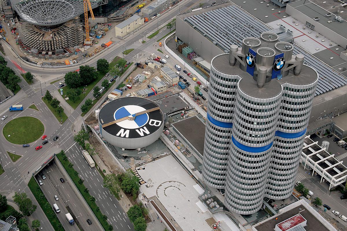 BMW Yönetim Binası