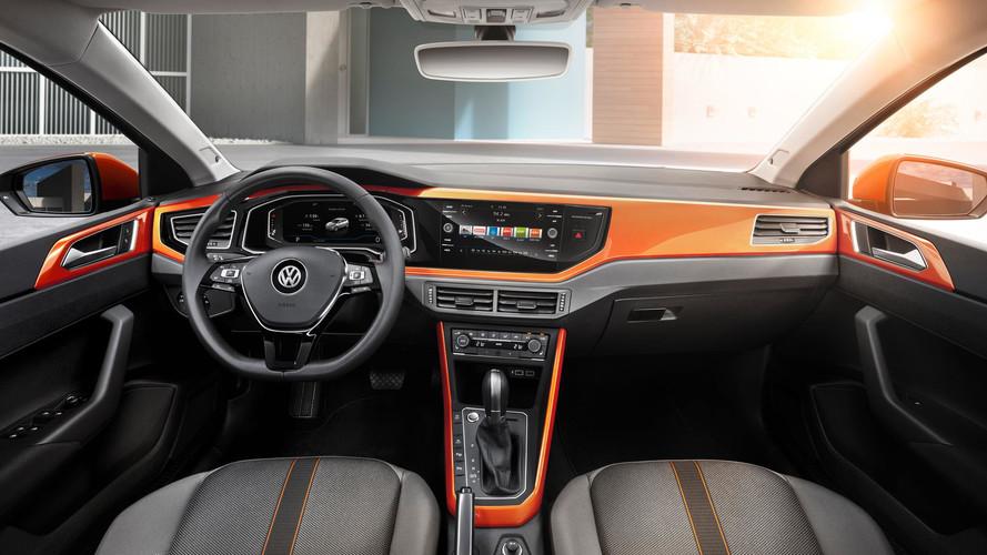 VW Polo 2018 kabin