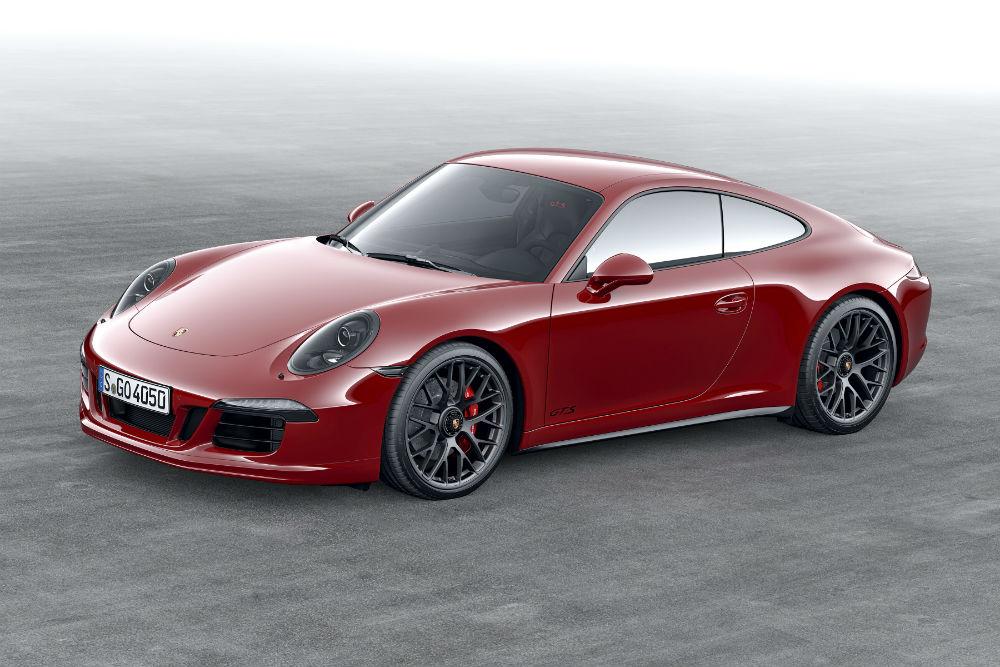 Yeni Porsche 911 Carrera GTS ve 4 GTS, Coupe ve Cabrio versiyonlarıyla satışa sunuldu