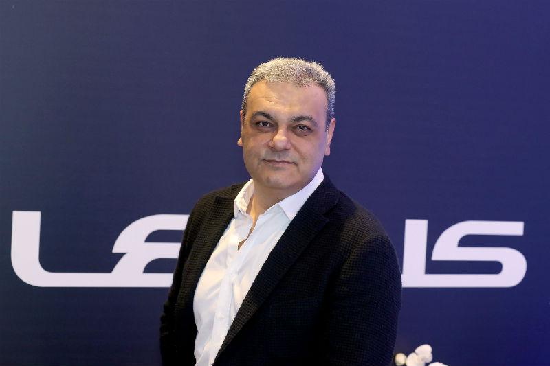 Lexus Türkiye CEO Ali Hayrdar Bozkurt