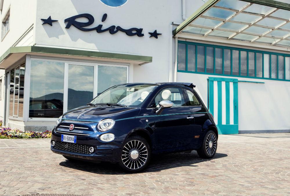 Fiat 500 Riva tasarımı dünyaca ünlü bir yattan esinleniyor