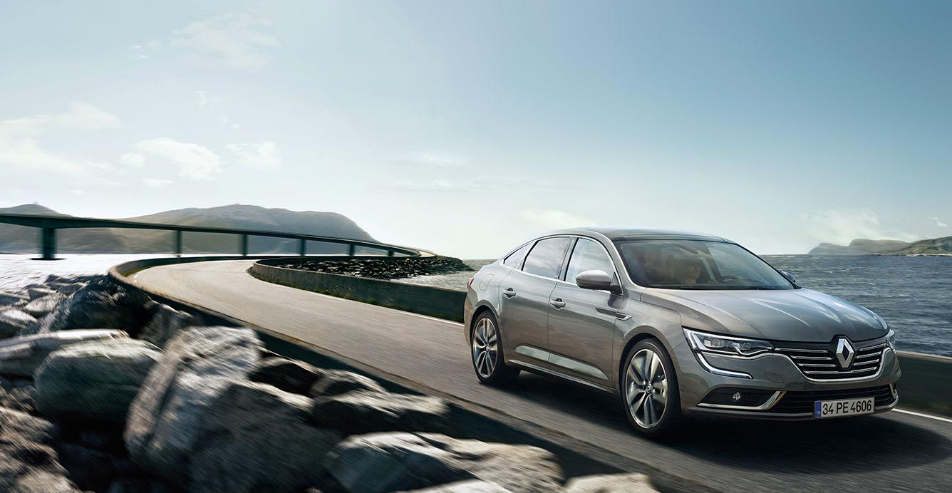 Renault Talisman, D Segmenti bir araç için son derece verimli yakıt tüketimi değerlerine sahip
