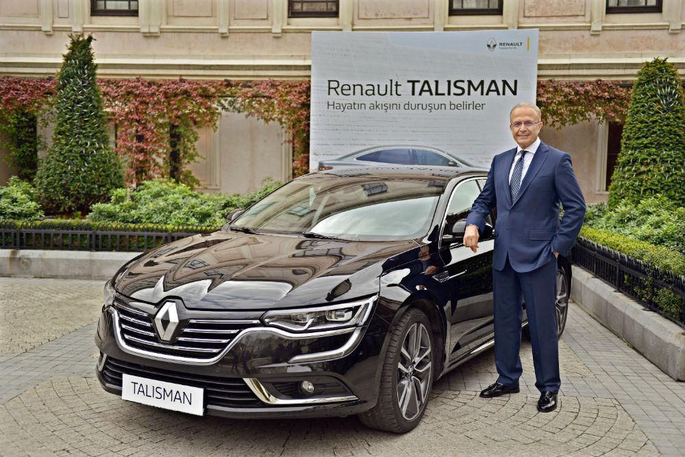 Renault Mais Genel Müdürü İbrahim Aybar