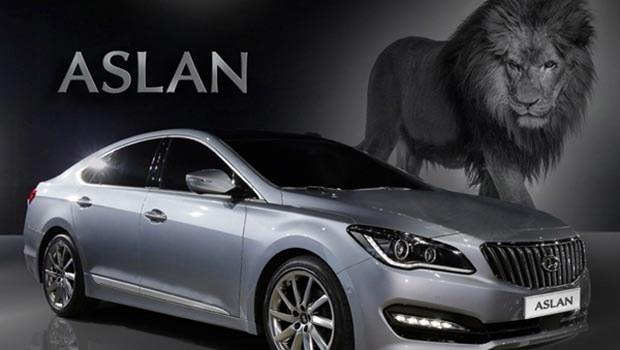 """Hyundai """"Aslan"""""""