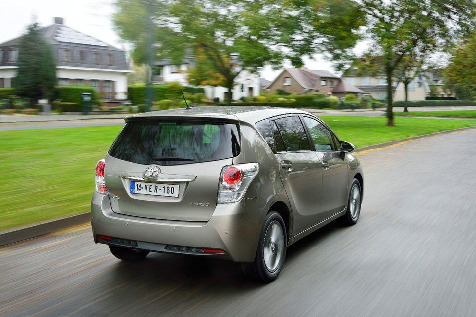 Toyota Verso, BMW motoru, yeni model