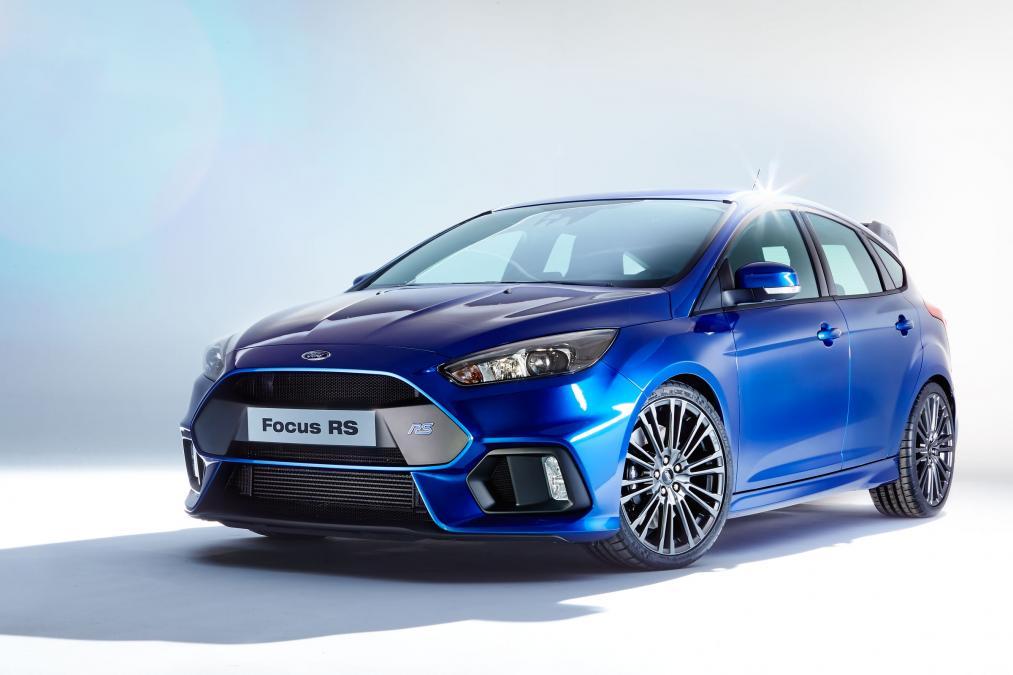 Ford Focus RS, Cenevre Fuarı'nda Dünya Prömiyerini yapacak