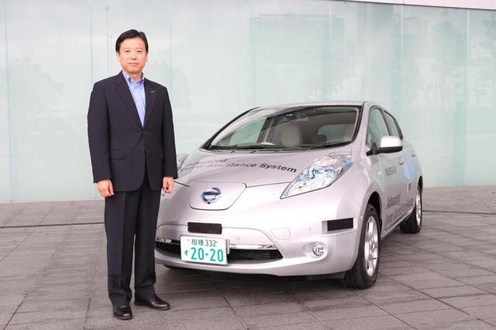 Nissan Başkanı Carlos Ghosn