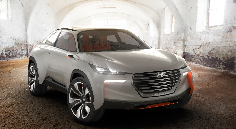 Hyundai Intrado Konsept