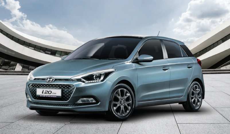Hyundai i20 star