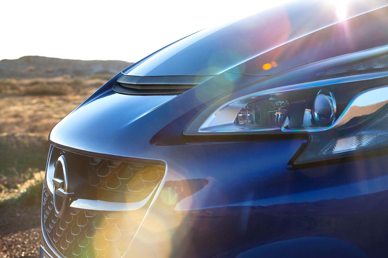 Opel COrsa OPC, spotif kullanıma uygun özel bir şasiye sahip