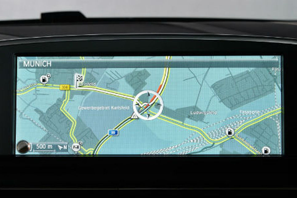BMW, navigasyon, connected drive