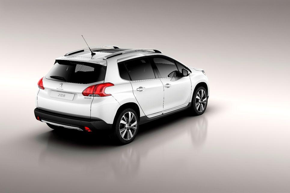 Peugeot 2008, Peugeot, suv