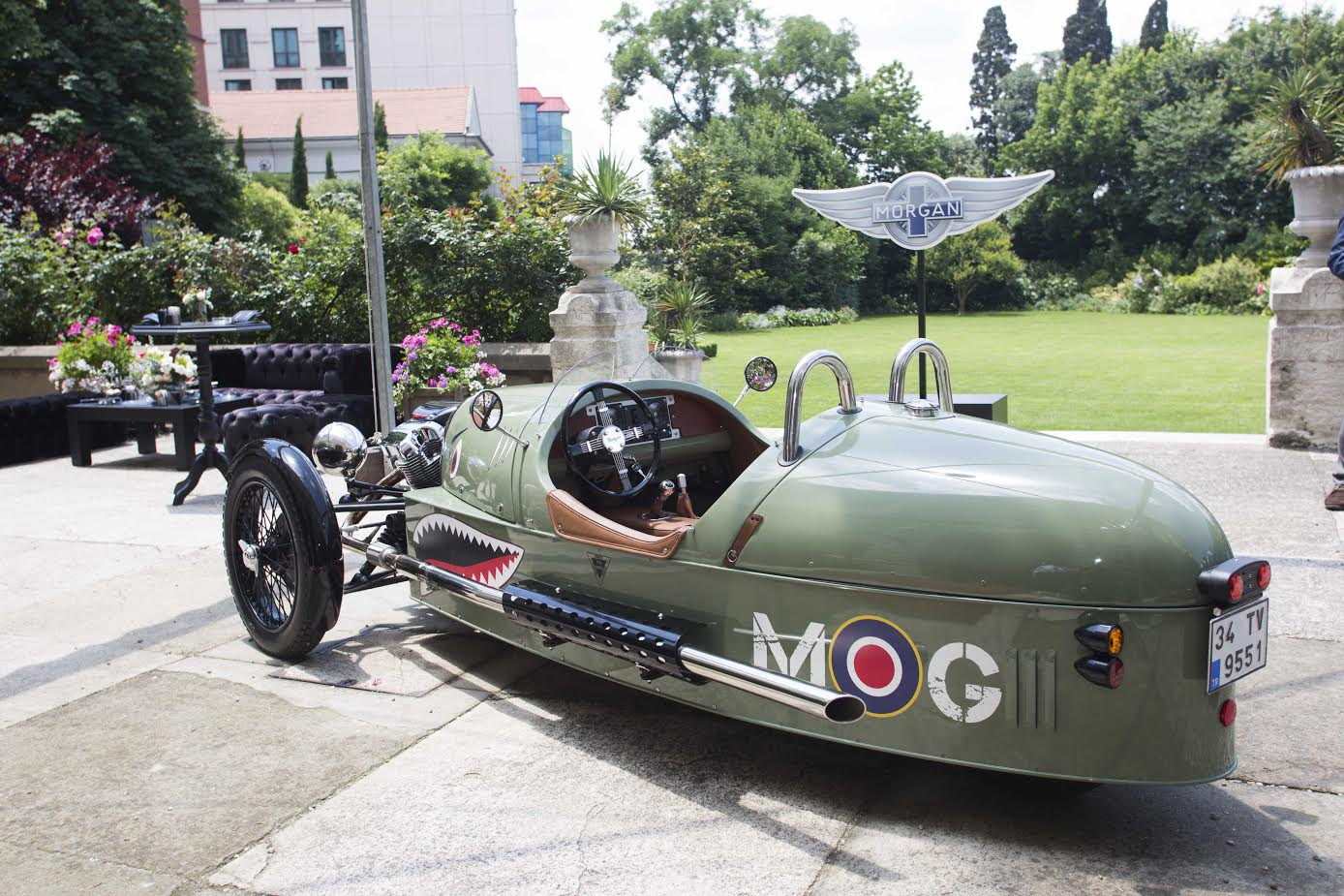 Morgan otomobil