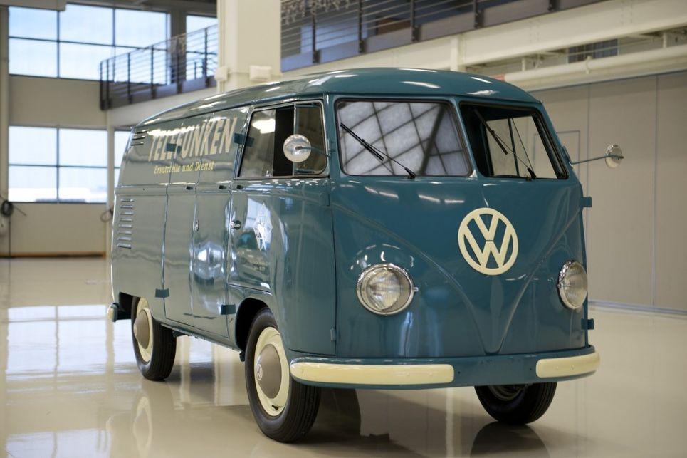 volkswagen panelvan