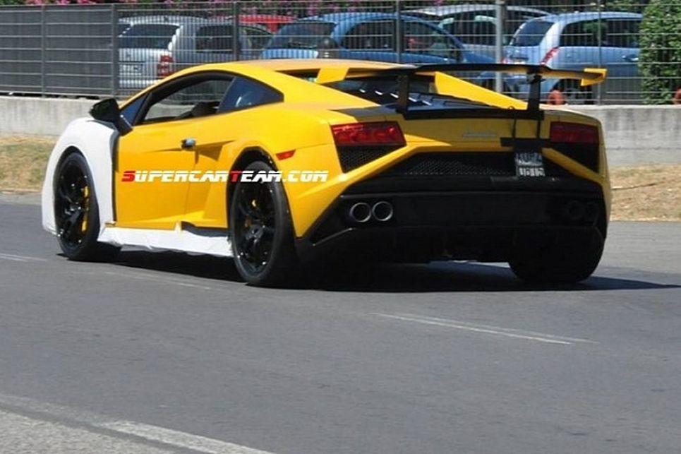 Lamborghini Cabrera