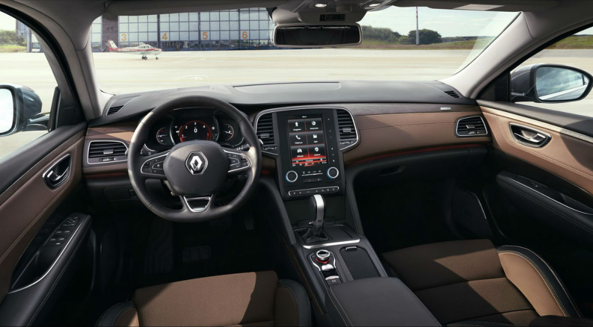 Renault Talisman Estate kabinde genişlik ve konfor sunuyor