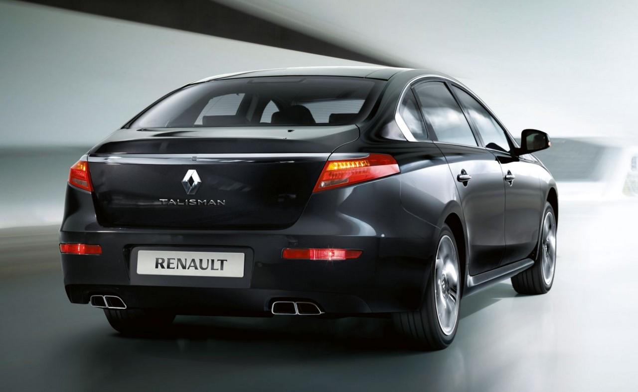 2013 Pekin Fuarı'nda tanıtılan Renault Talisman