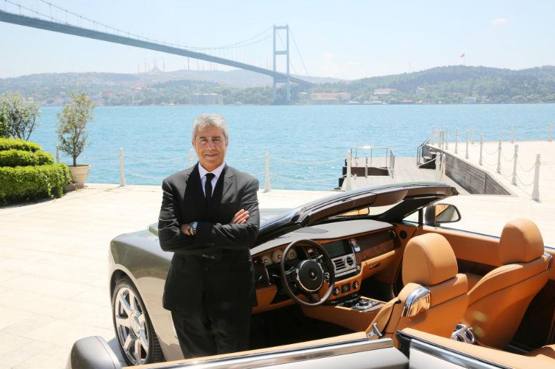 Rolls-Royce Motor Cars Istanbul'un sahibi Artuğ Aysal