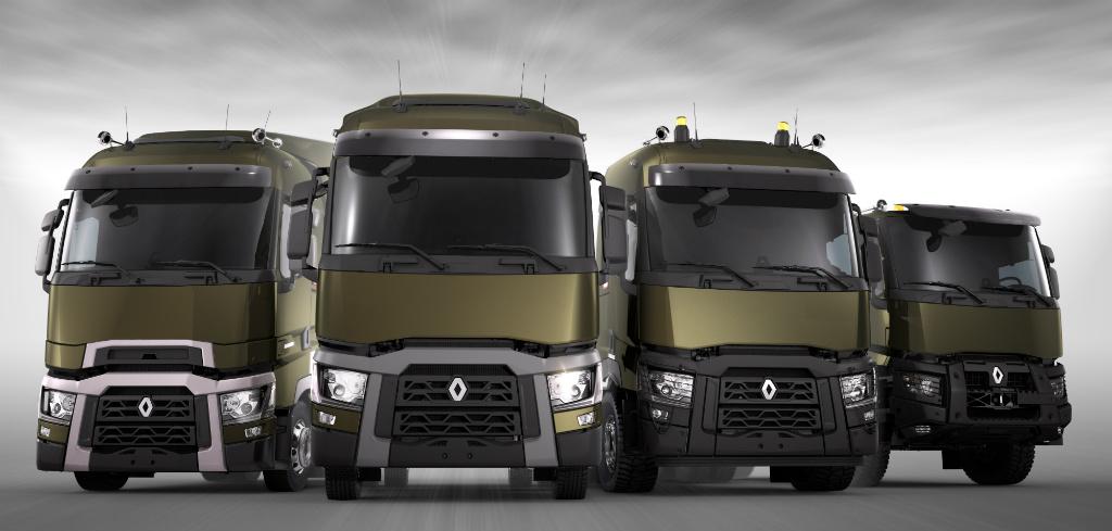 Renault Trucks T Serisi