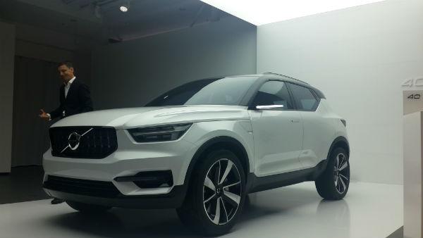 Volvo konspet 40.1 cma