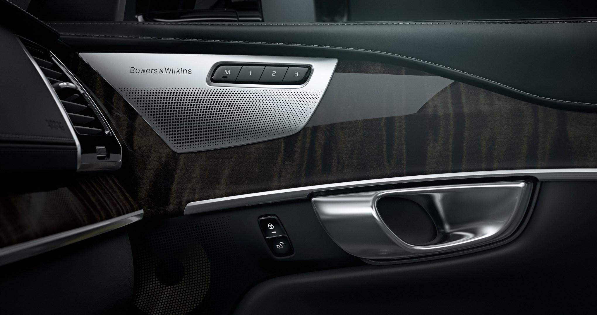 Volvo XC90 Ses Sitemi
