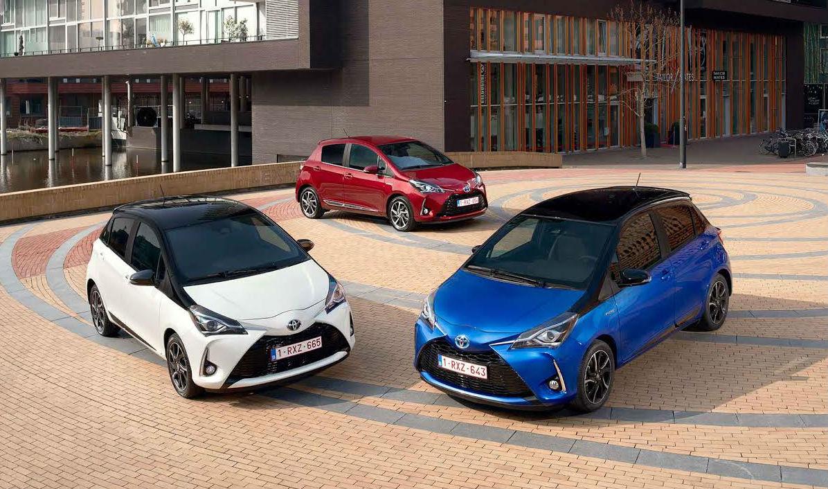 Yeni Toyota Yaris hibrit motor