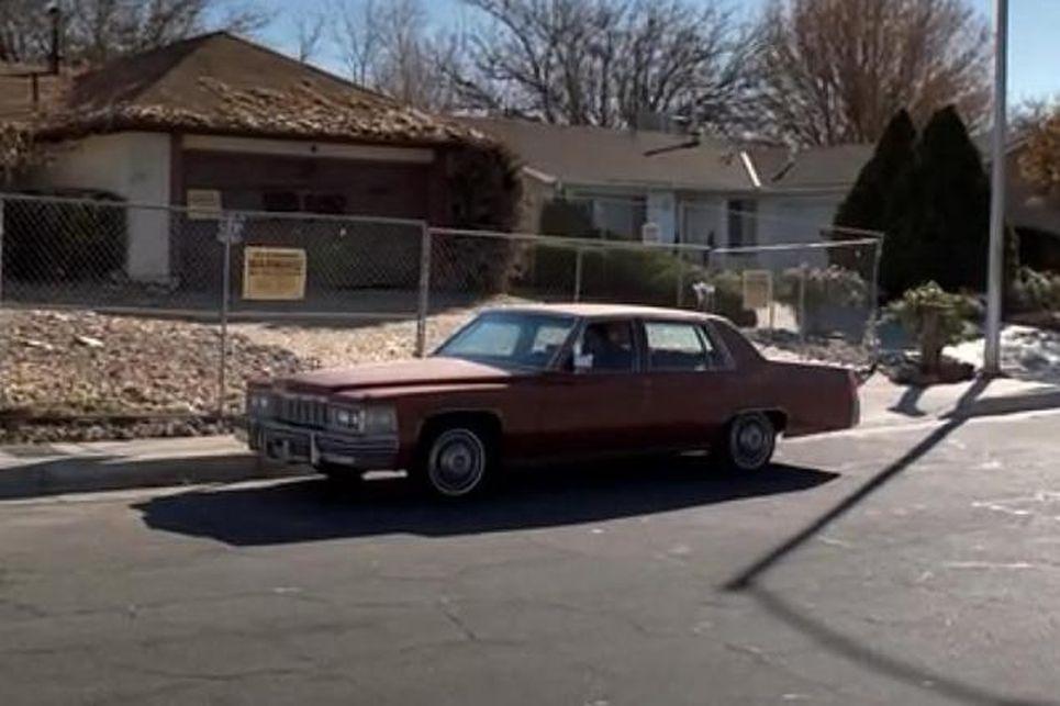 Walter White'ın Otomobili